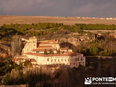 Destilería DYC y Ciudad de Segovia;senderismo madrid niños;club single madrid